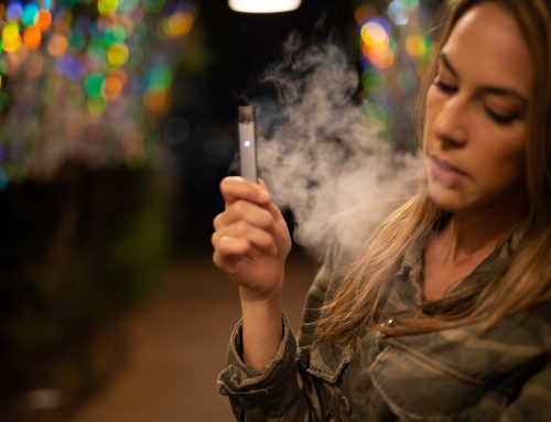 Teenage Vaping – Should We Do More to Stop It