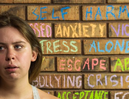 Self-Harm and Your Teen