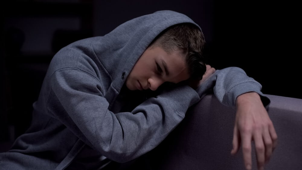 Depressed Teen - Co-occurring Disorders - Hillcrest